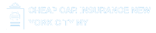 Logo - Cheap Car Insurance New York City NY